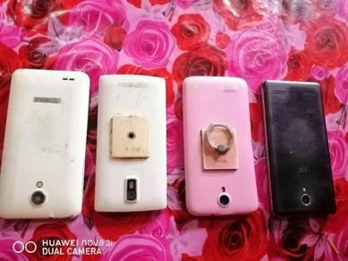 Handphone rosak
