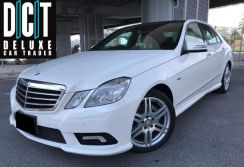 Used Mercedes Benz E250 for sale