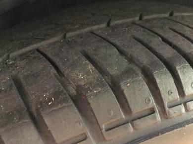 Bridgestone Turanza Tyre 215/55 R17