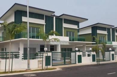 Next To Inti Uni | 24x80 2 Storey House Nilai | Freehold Gated Guarded