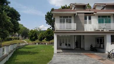 Extra Land Corner Lot 2.5 Storey Terrace house in Presint 16 Putrajaya