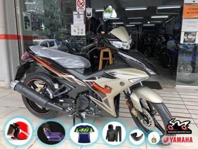 Yamaha Y15 Y15ZR Y15 ZR Ysuku LOW DP Aeon OTR