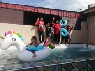 Kawla homestay kolam mandi