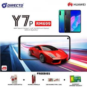 HUAWEI Y7P (4GB RAM | 4K BATT | 3 Kamera BLKG)ORI