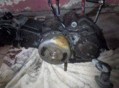Enjin Honda petak