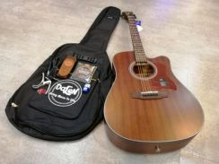Mantic 41 inc Acoustic Guitar with pickup