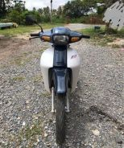 2000 Modenas Kriss 110