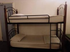 Second Hand - Double Decker Bed Frame with Mattres
