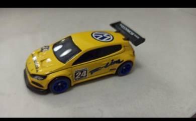 Hotwheels Speed Machines Volkswagen Scirocco GT24
