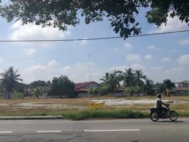 Jalan Salleh commercial land near TF mart