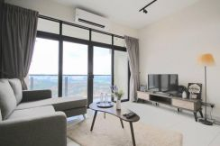 J Dupion Cheras Condo MRT Taman Permata High Floor Fully Furnish