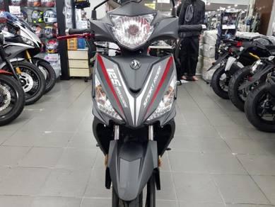 SYM Sport Rider SE Zero Deposit & Whatsapp Apply