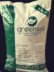 Baja Green Soil