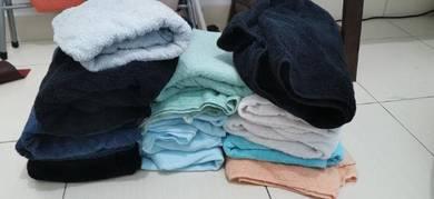 Homestay towels