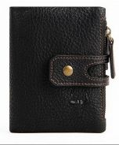 M.G Clan 100% Genuine Cow Leather Men's Wallet