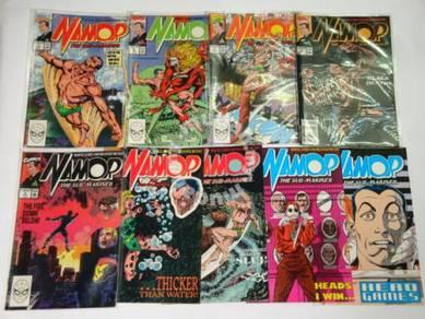 NAMOR THE SUBMARINER. 1990 series