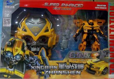 Transformers and Mask Bumblebee
