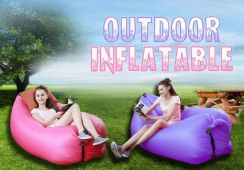 Outdoor inflatable