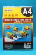 Acrylic Display Stand A4 Stand A4 Brochure Stand P