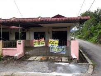 Single Storey End Lot at Taman Lintang Makmur Sungai Siput (U)