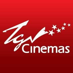 20 TGV cinemas eCoupon on sale