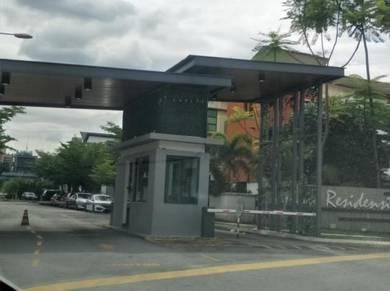 3 storey Superlink Taman Residensi Sri Utara Kipark, Kepong