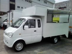DFSK food truck can apply for full loan