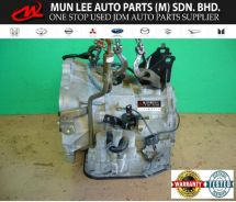 JDM 2003-09 Toyota Wish ZNE10 1ZZ 1.8L AT Gearbox