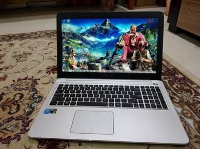 Asus Spec ROG GTX 950 FHD SCREEN 1TB HDD I5 I7 msi
