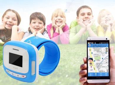 Kids GPS Phone Alarm Smart Watch V.Wo W1