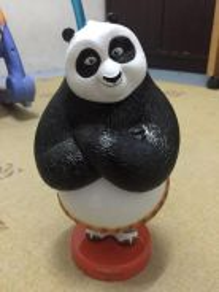 Kung Fu Panda 3 Figurine Cup