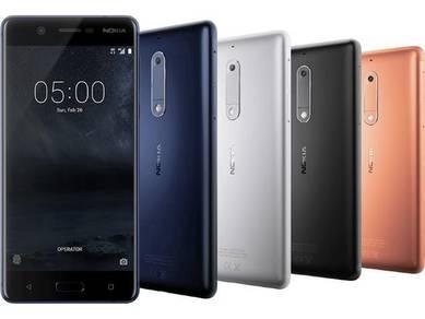 NOKIA 5 - ORIGINAL Nokia Malaysia - MYSet