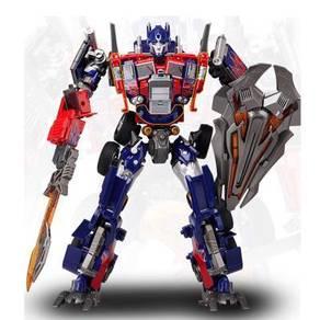 Classic Optimus Prime Transformers Toy M01