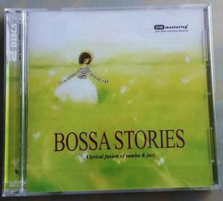 IMPORTED CD Bossa Stories (2CD)