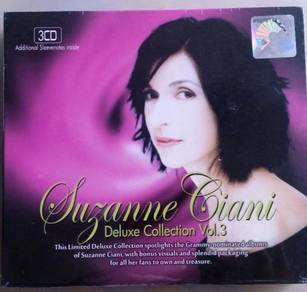 IMPORTED CD Suzanne Giani Deluxe Collection Vol.3