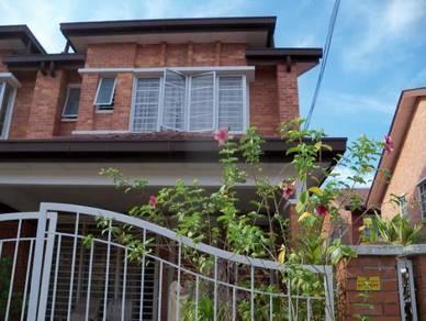 Bandar Sungai Long Palm Walk House For Sale End Lot