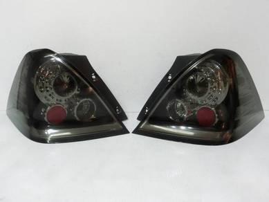 Honda Odyssey RB1 LED Tail Lamp Light Smoke
