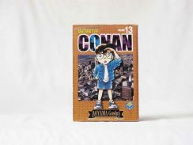Aoyama gosho - detektif conan - comic