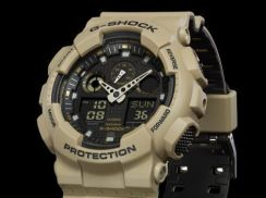 Watch - Casio G SHOCK BiCOLOR GA-100L-8 - ORIGINAL