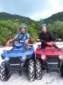 M200 linhai new atv KG BARU SG BULOH