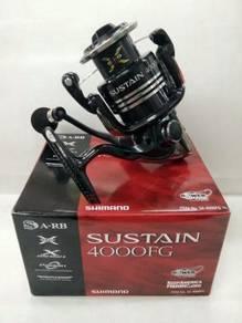 Shimano Sustain 1000 FG ~ 10000 FG Fishing Reel