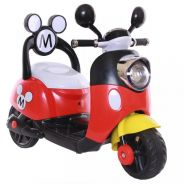 Baby Scooter Cute Motorbike Kids Mickey Mouse/