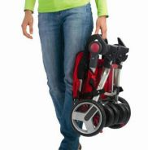 Payette stroller