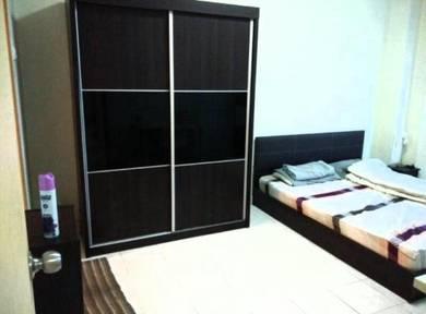 [NEW CLEAN] Vista Pinggiran Apartment Equine Seri Kembangan Jusco UPM