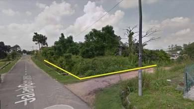 Banjaran Kempas Residential Land Bungalow Lot For Sale