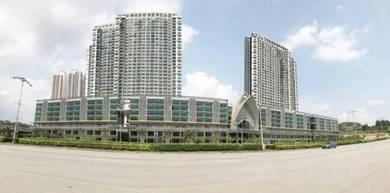 NEW UNIT NEAR HOSPITAL SERDANG CONEZION Shop Office IOI Resort City
