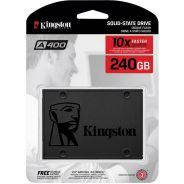 New Kingston Solid State Drive Ssd A400 240gb