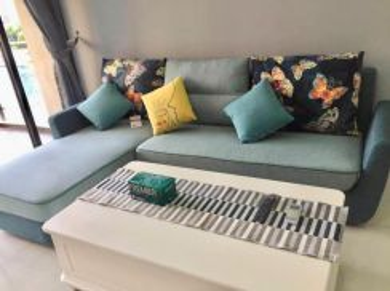 Country Garden 2bedroom fully furnished below market 5mins CIQ