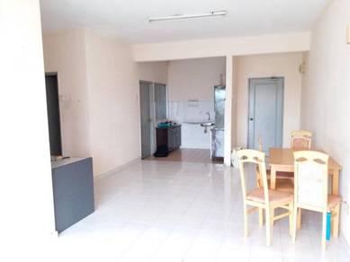 [Below Value] Sutramas Apartment, Basic Unit, Puchong Jaya