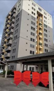 Satria Court Apartment for Rent